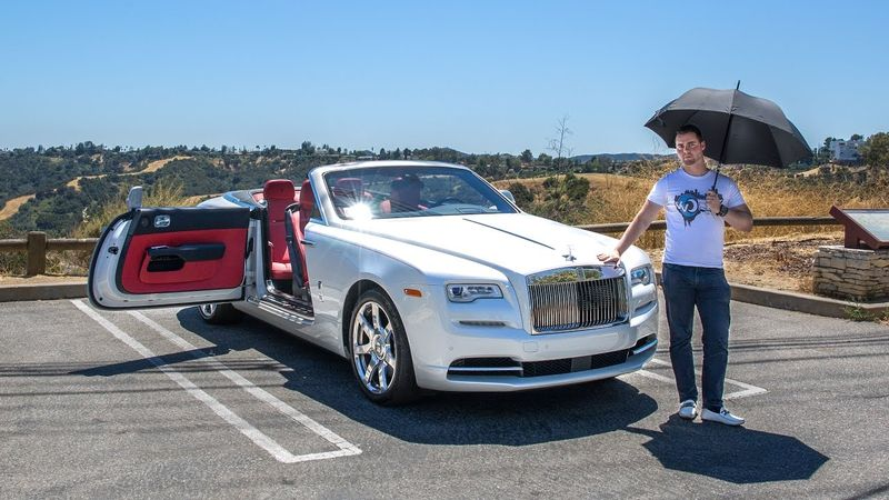 Video: Rolls-Royce Dawn Review Details Preisgestaltung für optionale Funktionen