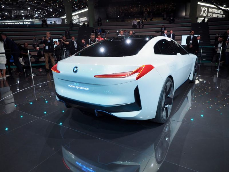 BMW i Vision Dynamics photos 22 830x623