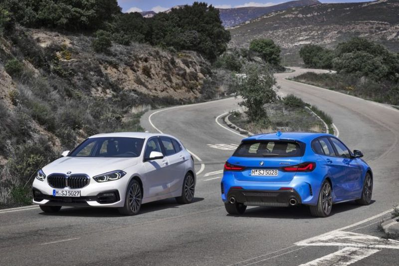 new 2019 BMW 1 Series photos 06 830x553