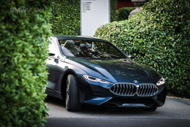 BMW 8 Series Concept pictures 45 830x554