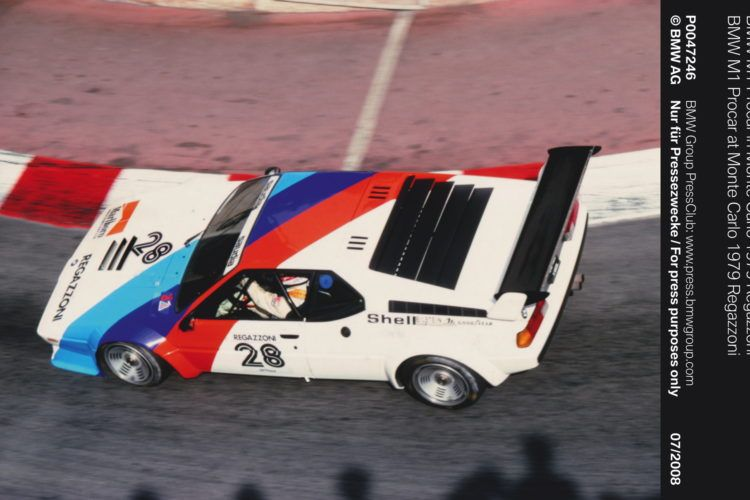 BMW M1 ProCar Straight-Six Engine Sounds - Video