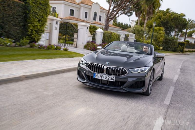 BMW M850i convertible review 01 830x553