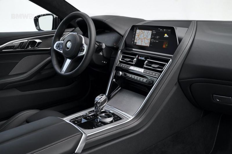 BMW M850i Coupe review drive 142 830x553
